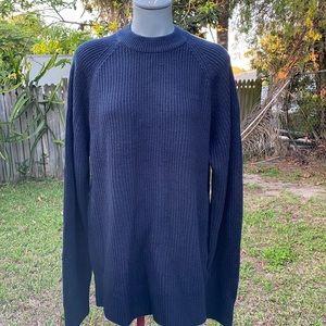 Topman Solid Crewneck Sweater Size XL